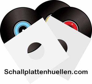 Schallplattenhüllen Logo